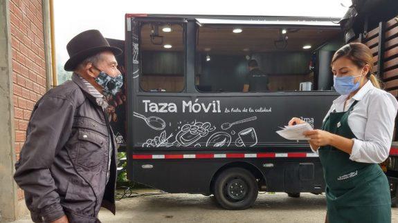 El Taza Móvil llega al Valle del Cauca con sobreprecios de hasta 400 mil pesos por carga