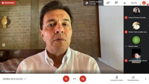 Conversemos regional virtual con el Gerente General de la FNC