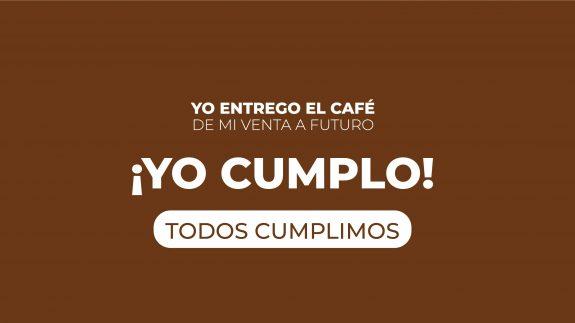 Los cafeteros honran su palabra y cumplen con su entrega de café a futuro